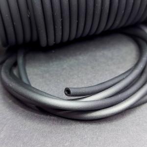 Шнур полый каучуковый синтетический, 4 мм
