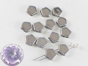 Pego Bead 10mm Crystal Labrador Full