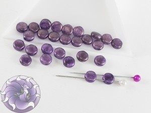 DiscDuo® Beads 6 x 4 mm Crystal GT Regal