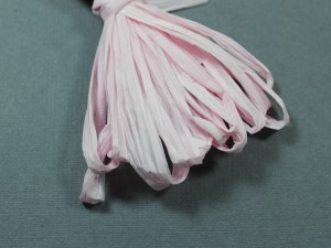 Рафия для вышивки матовая 30мм Ballerina Pink
