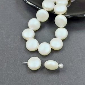 Swarovski 5860 Pearl Beads- Pearlescent White Pearl 10mm, 12mm
