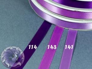 Лента атласная 12 мм Фиолетовая палитра