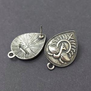 Швенза гвоздик №61 серебро
