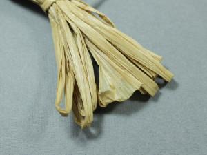 Рафия для вышивки матовая 30мм Цвет Бежевый