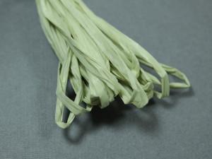 Рафия для вышивки матовая 30мм Цвет Фисташковый