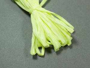 Рафия для вышивки матовая 30мм Цвет Лимонный