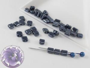 KARO 5x5mm Metallic Gunmetal
