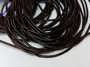 Канитель гладкая 1мм цвет Цвет Чернозем