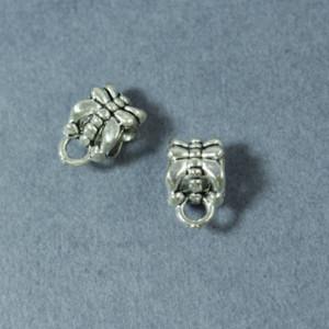 Бейл для украшений 12х6х6 цвет Серебро