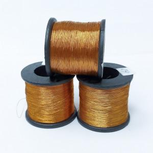 Нитки металлизированные для вышивки индийские 04