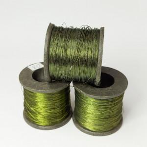 Нитки металлизированные для вышивки индийские 08