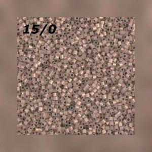 Бисер Miyuki Delica 15/0 DBS0191 Copper Lined Opal