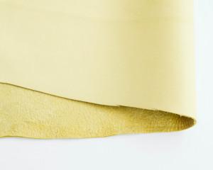 Кожа натуральная итальянская 0,6мм Ваниль