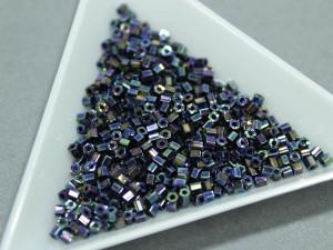Бисер 5г TOHO- Hexagon 11/0 Metallic Rainbow Iris