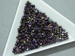 Бисер 5г TOHO- Hexagon 11/0 Metallic Iris- Purple