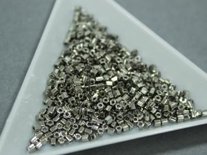 Бисер 5г TOHO- Hexagon 11/0 Nickel