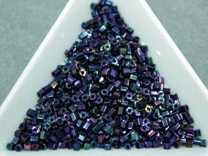 Бисер 5г TOHO- Hexagon 11/0 Metallic Nebula