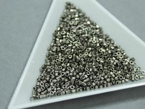 Бисер 5г TOHO- Treasure #1 (11/0) Galvanized Gray TT-01-602