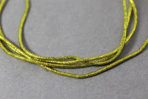 Канитель упругая 1.5мм цвет Микс лимонный