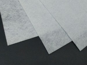 Мягкий фетр А4 20х30см Цвет Белый РА-001