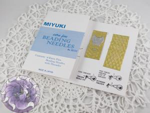 Набор игл для бисера Miyuki Needle Set
