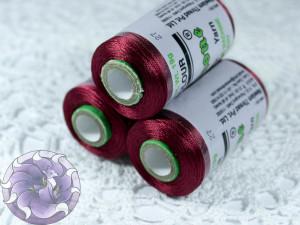 Нитки вискоза для кистей 120D/2 700м цвет №27