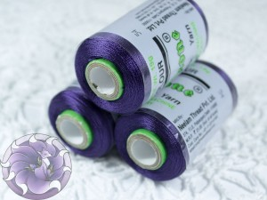 Нитки вискоза для кистей 120D/2 700м цвет №54