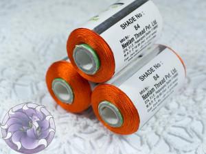 Нитки вискоза для кистей 120D/2 700м цвет №84