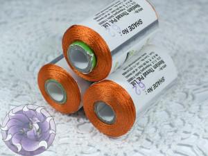 Нитки вискоза для кистей 120D/2 700м цвет №62