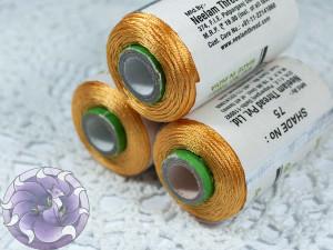 Нитки вискоза для кистей 120D/2 700м цвет №75