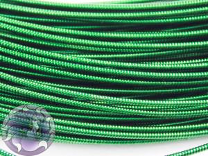 Канитель жесткая 1мм цвет зеленая