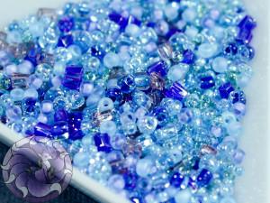 Бисер Miyuki Mini Mix Aqua Shimmer 10г