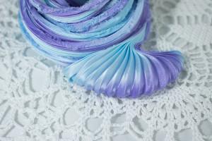 Лента Шибори (Shibori silk ribbon)