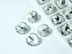 Риволи 12мм цвет Crystal