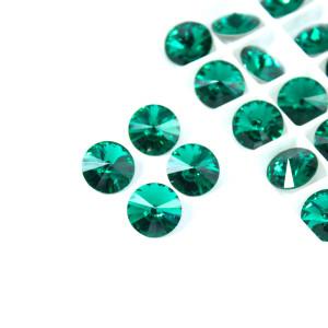 Риволи 12мм цвет Emerald