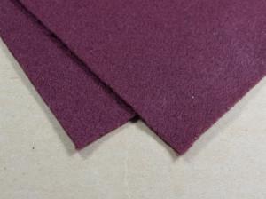 Мягкий фетр А4 20х30см Цвет Марсала