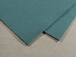 Мягкий фетр А4 20х30см Цвет Серо зеленый