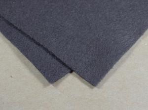 Мягкий фетр А4 20х30см Цвет серый