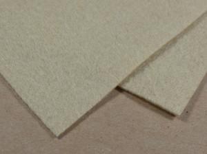 Мягкий фетр А4 20х30см Цвет песочный