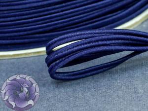 Сутажный шнур Япония матовый 3мм цвет Монтана