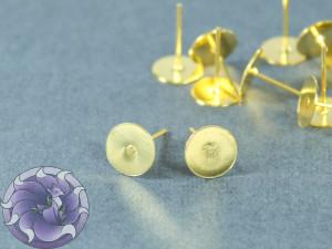 Швензы-гвоздики №48 Цвет золото
