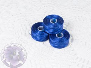 Нить для бисера C-LON size AA Royal Blue