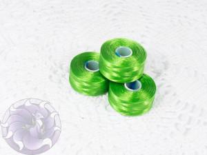 Нить для бисера C-LON size AA Green