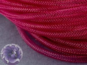 Трубчатый регилин 4мм, Цвет Бордовый