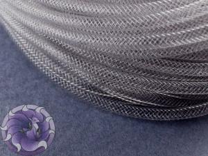 Трубчатый регилин 4мм, Цвет Серый