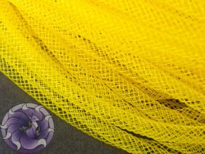 Трубчатый регилин 4мм, Цвет Желтый
