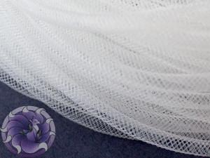 Трубчатый регилин 4мм, Цвет Белый