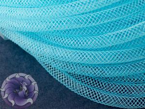 Трубчатый регилин 4мм, Цвет Голубой