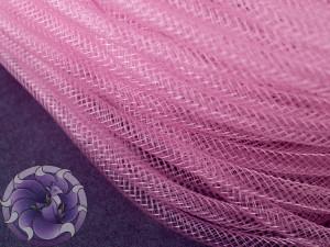 Трубчатый регилин 4мм, Цвет Розовый