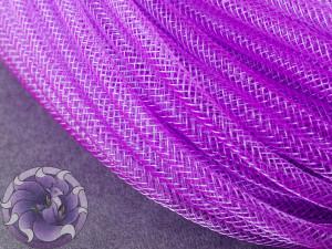 Трубчатый регилин 4мм, Цвет Фолетовый